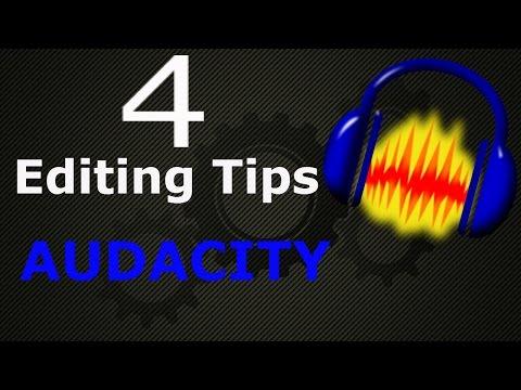 How To Get Best Quality Audio! - Audacity Audio Editor