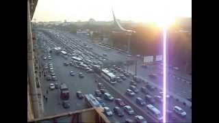 Moscow Traffic Jams (Московские заторы)