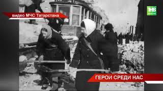 Казанским школьникам показали музей МЧС