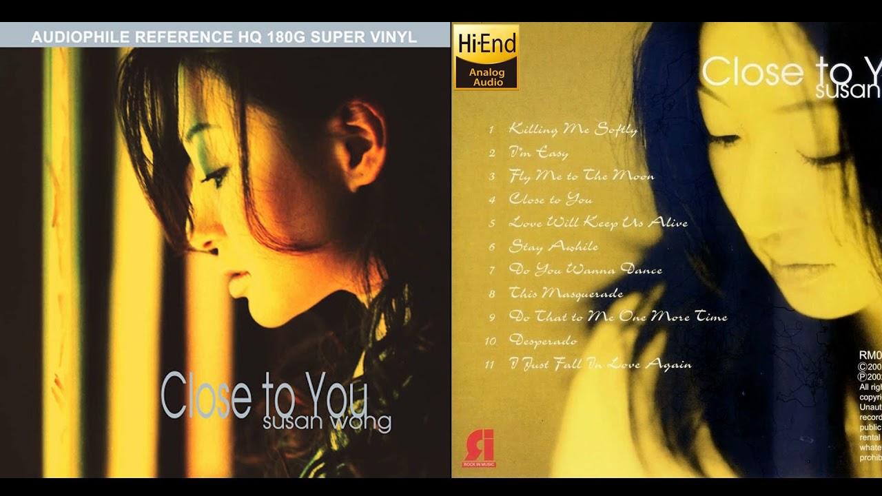 Download Album Close To You - Susan Wong (Audiophile)