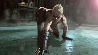 Batman: Arkham Origins — Суперзлодей Copperhead   ТРЕЙЛЕР