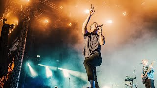 "Download Imagine Dragons - ""Three Little Birds"" Live (Bob Marley Cover) Mp3"