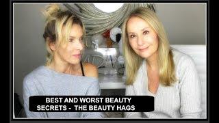 BEST AND NAUGHTIEST BEAUTY SECRETS - THE BEAUTY HAGS