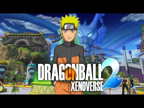 How to Make Naruto in Dragon Ball Xenoverse 2