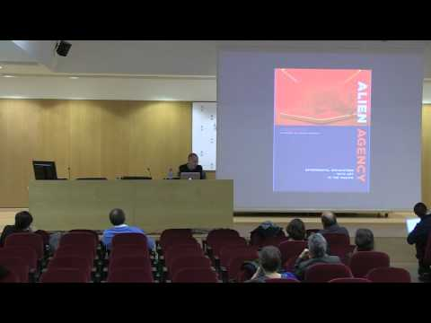 ART MATTERS - 6 Keynote lecture:  Alien Agency or How to Do Research-Creation with Nonhumans