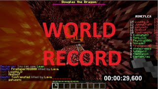 Mineplex Dragon Escape - Through Hell [OLD WORLD RECORD] [55:433] (official)