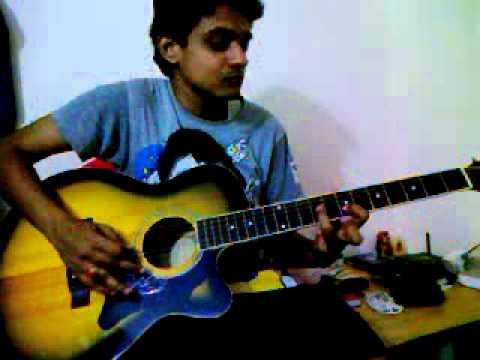 Ajeeb Daastaan Hai Ye on Guitar by Anupam Sinha