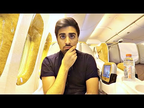 Download Youtube: HOW I GOT A FREE BUSINESS FLIGHT ....