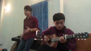 Vết Mưa_ Demo cover_ Vương Duy ft guitar Duy Hiệp