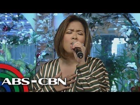 UKG: Umagang Kantahan with Angeline Quinto