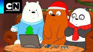 Ursos Sem Curso   Os convites   Cartoon Network