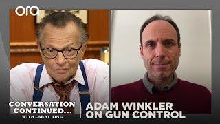 Download Video Gun law expert Adam Winkler on the NRA, gun control, & Trump MP3 3GP MP4