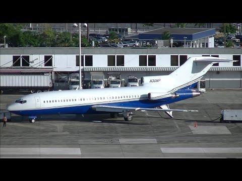 TJSJ Spotting: Private 727, JetBlue Retro & More!