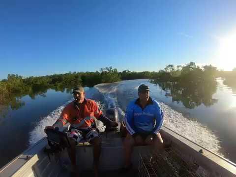 Fishing And Crabbing In Darwin NT