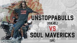 Unstoppabulls vs Soul Mavericks - Grupa A na Warsaw Challenge 2018