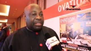 Ghanaians must celebrate Mahama - Dele Momudu