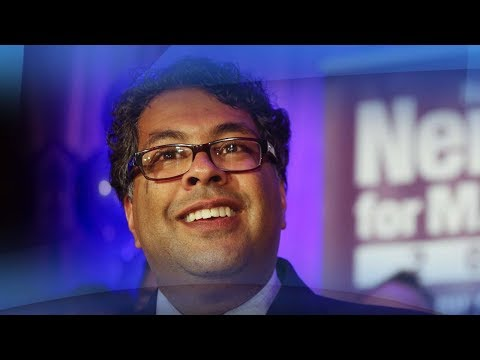 Calgary Mayor Nenshi acts