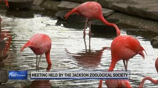Jackson Zoo Society meets