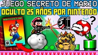 El Videojuego Secreto de MARIO que Nintendo Escondió por 25 Años!!