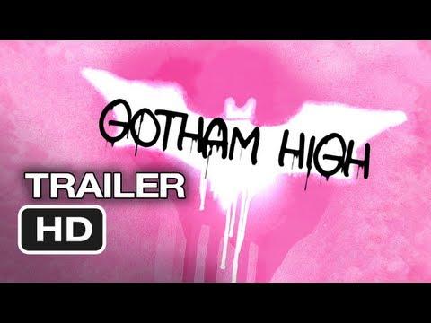Gotham High (2013) Dark Knight Batman PARODY!