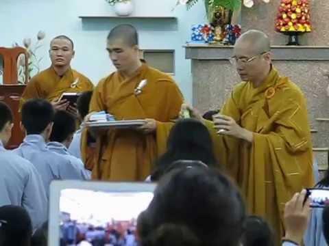 Chùa Phật Quang - Lễ Xuất Gia 2013 (P2)