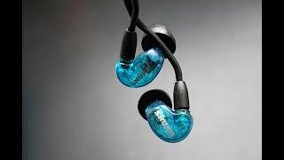 سماعة الأذن اللاسلكية Shure SE215 :إبداع في الصوت!