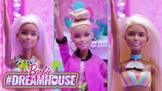 MAGICAL 🌈🧽 COLOR REVEAL MERMAID CHALLENGE! Wipe It Down Challenge | #DreamHouse Episode 3 | @Barbie