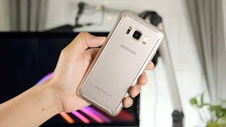 Hands-on: Galaxy S8 Active - it's all about battery life