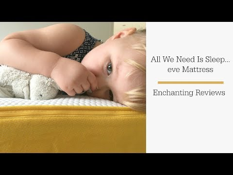 eve Mattress Review | The Enchanting Blog