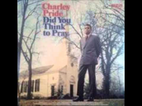 """Time Out for Jesus""   Charley Pride"