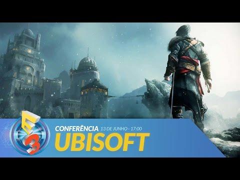 E3 2016: conferência da Ubisoft - cobertura ao vivo!