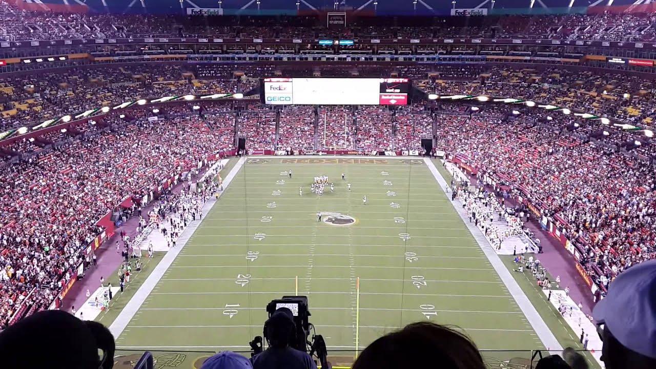 Fedex Field Stadium - Usa 2013