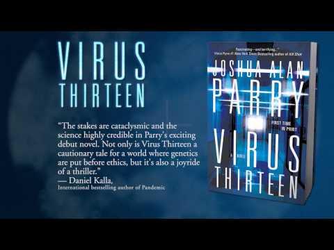 Virus Thirteen by Joshua Alan Parry
