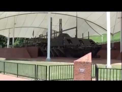 USS Cairo Gunboat