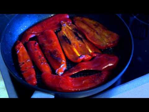 жареный перец на зиму рецепты с фото