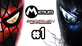 Spider-Man: Web Of Shadows - #1 - De vuelta al Negro
