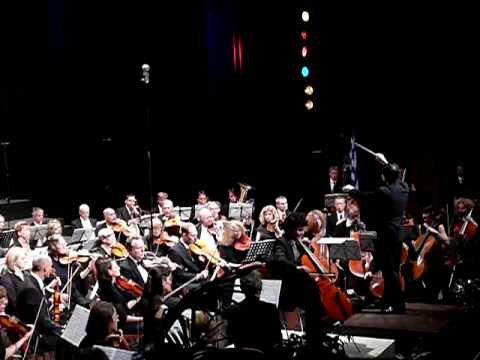 Sinfonie Orchester Schoneberg - Städtisches Theater von Korfu 20-10-2008