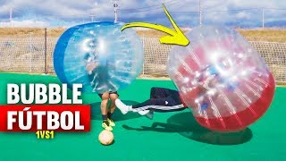 BUBBLE FOOTBALL 1vs1 ¡Retos de Fútbol! CHALLENGE