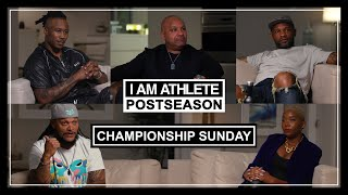 NFL Playoffs - Championship Sunday | I AM ATHLETE (Season 2)