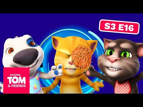 Kids Again - Talking Tom and Friends | Season 3 Episode 16