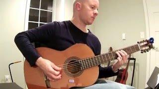 The Hateful Eight: L'Ultima Diligenza di Red Rock for guitar (Ennio Morricone) + TAB