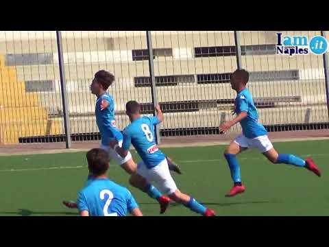 IAMNAPLES.IT - Under 17 A e B, Napoli-Benevento 2-1. Gli highlights del match
