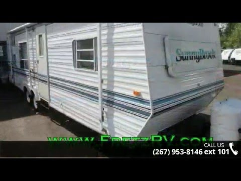 Used 1997 SunnyBrook 30DB for Sale Fretz RV Classified Ads Camper Trader