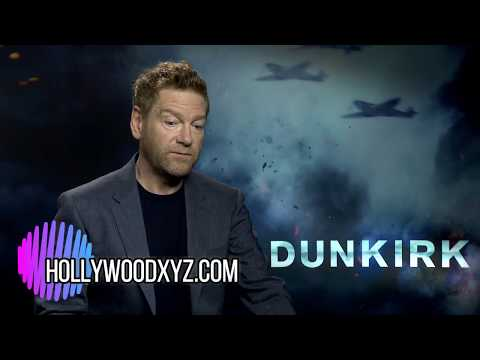Kenneth Branagh Dunkirk Interview