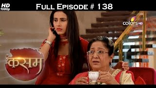 Kasam - 12th September 2016 - कसम - Full Episode (HD)