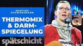 Martina Schwarzmann und die liebe Verwandtschaft |  SWR Spätschicht