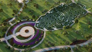 التلال الخضراء، قطر   Qatar Green Hills