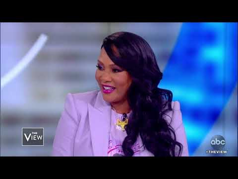 Vivica A. Fox Talks Dating and 2020 Candidates   The View