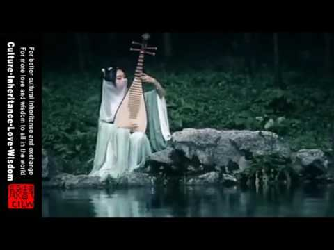 Chinese traditional musical instruments—pipa