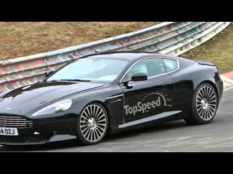 Aston Martin DB Successor YouTube - 2018 aston martin db9
